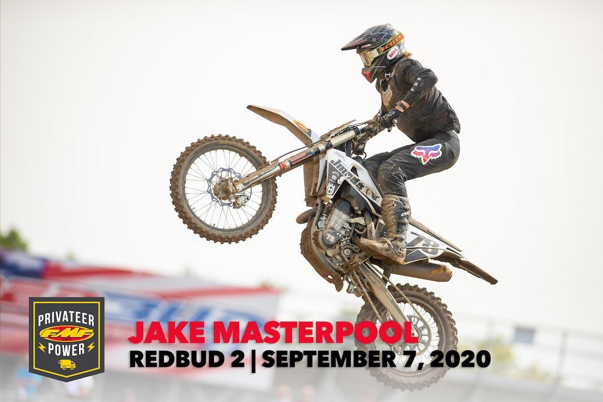 200910 #78 Jake Masterpool : Paradise, Texas : Husqvarna 450 Clas