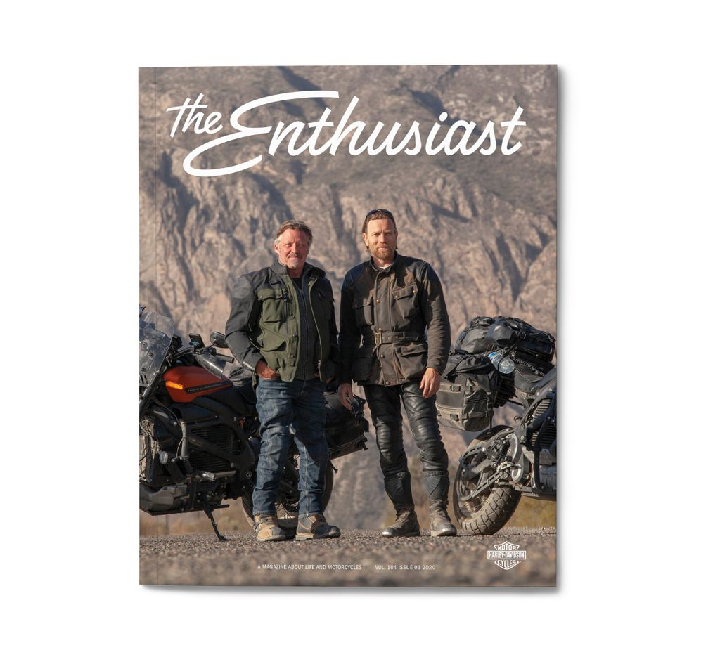 200911 The Enthusiast Cover