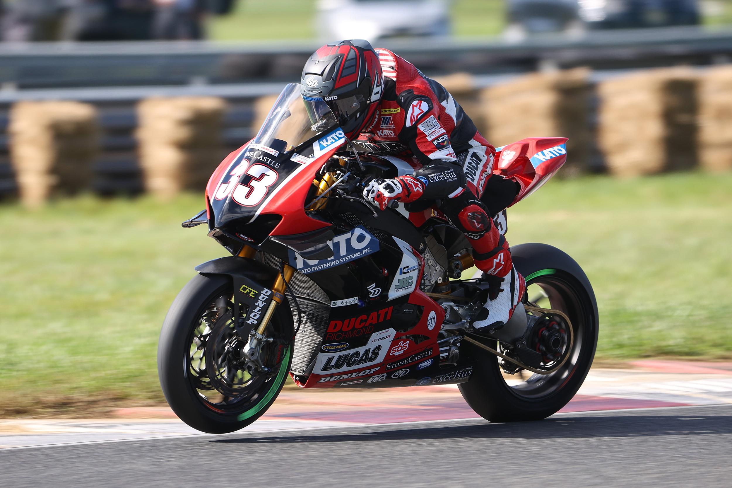200914 MotoAmerica - Kyle Wyman - #33 - New Jersey Motorsports Park (2)