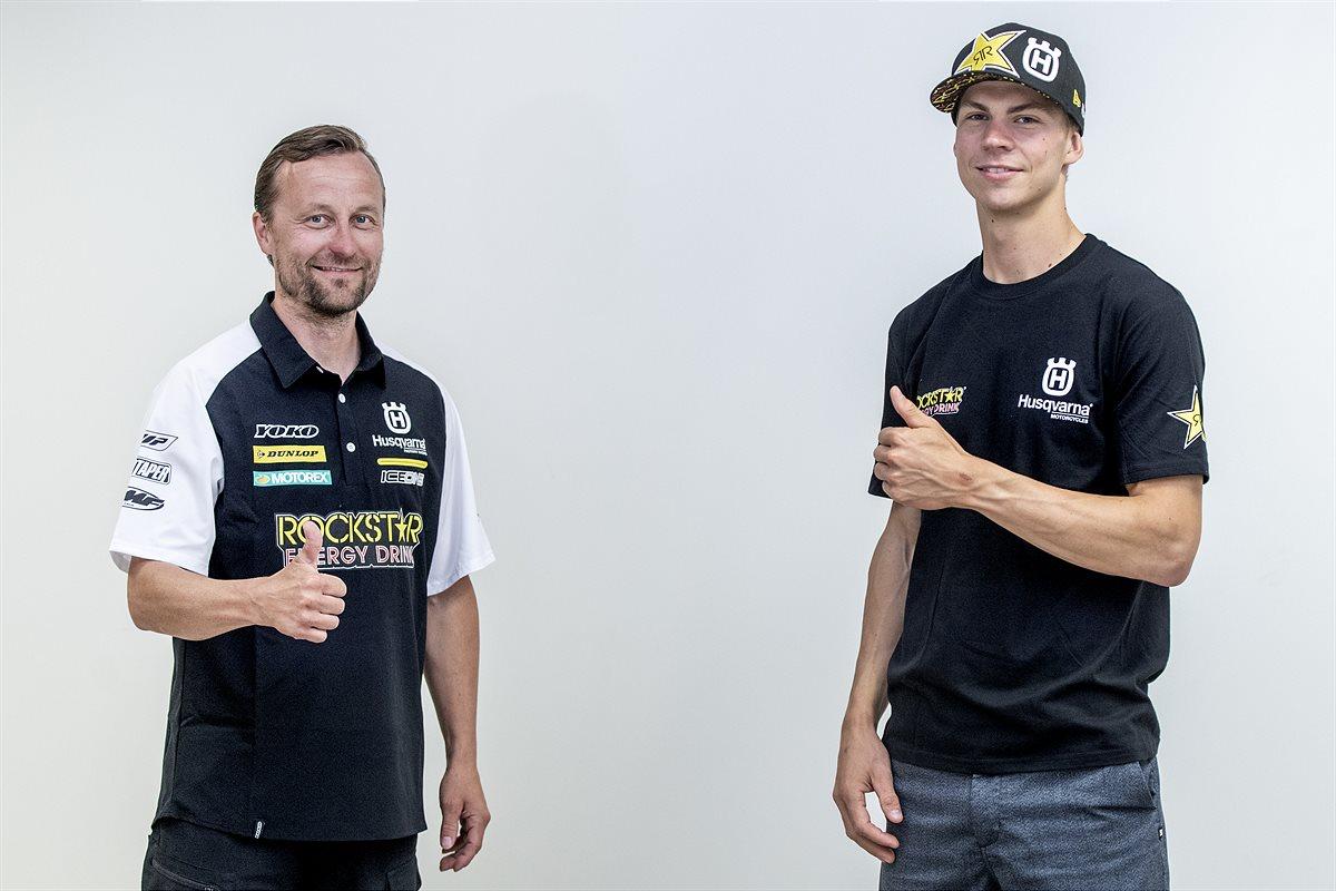 Antti Pyrhönen and Thomas Kjer Olsen