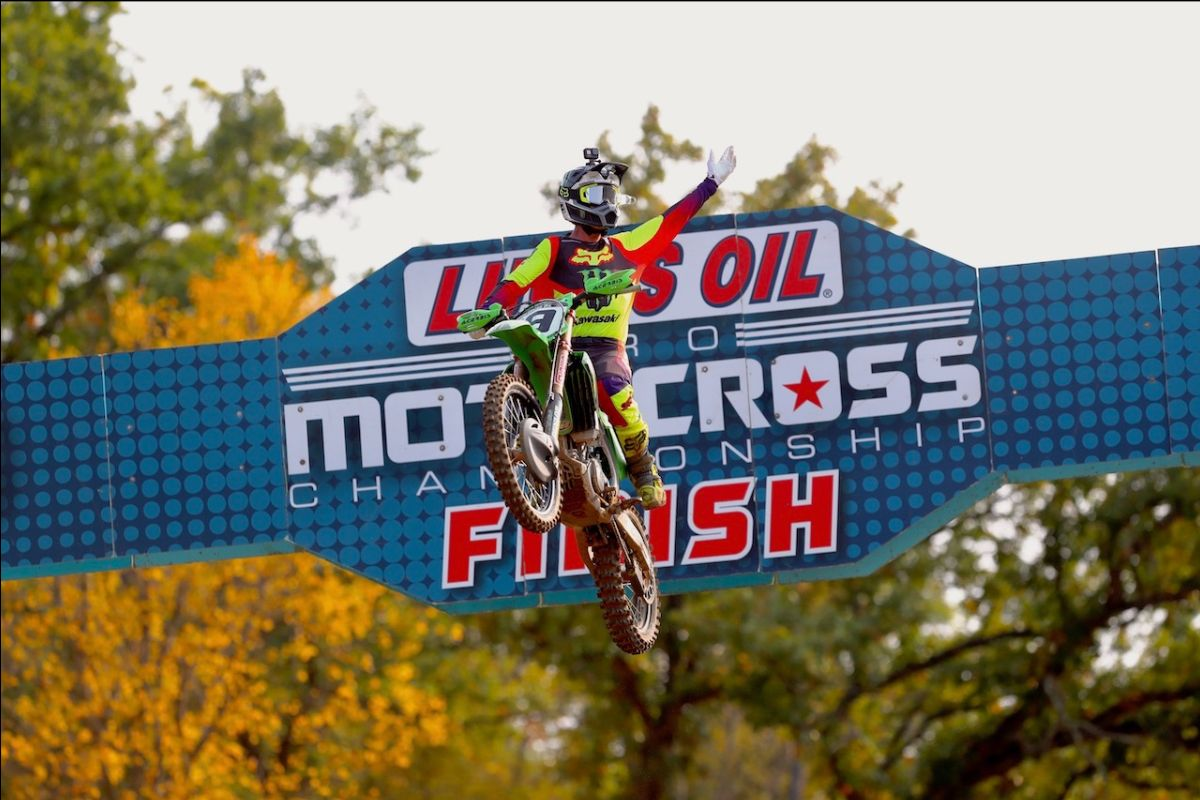 200920 Adam Cianciarulo took his second consecutive victory with a 1-1 sweep