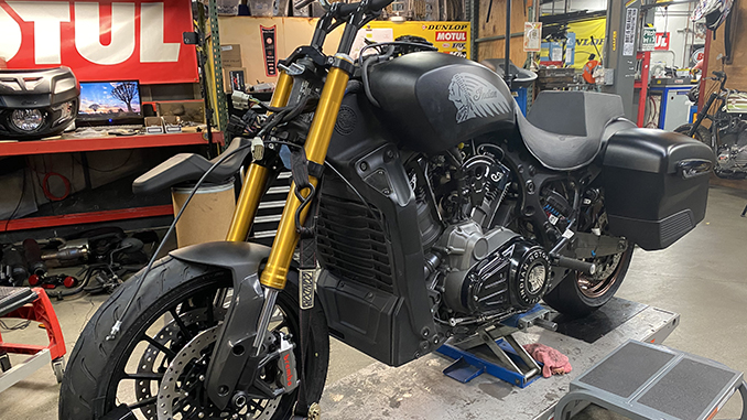 200925 Indian Motorcycle & Roland Sands Design Announce Indian Challenger Entry for Inaugural 'King of the Baggers' Invitational (678)