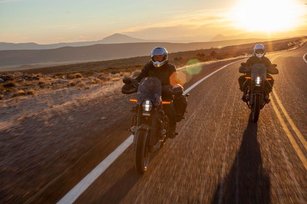 Harley-Davidson LiveWire - Long Way Up