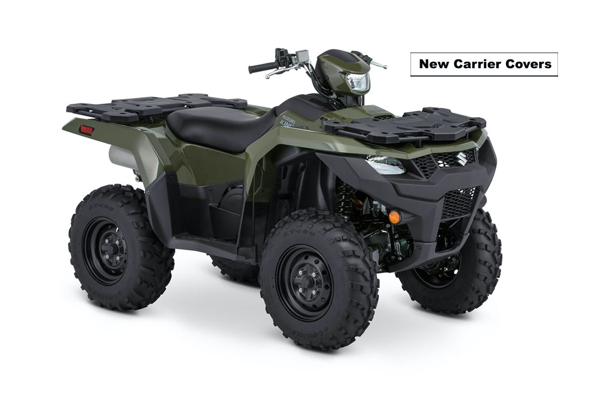2021 KingQuad 500AXi Power Steering