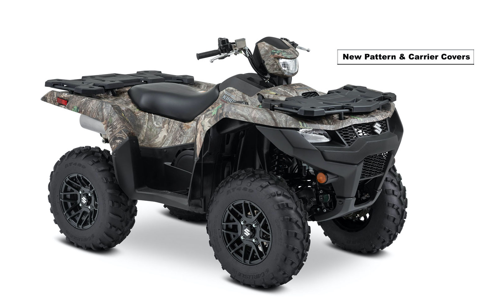 2021 KingQuad 750AXi Power Steering SE Camo