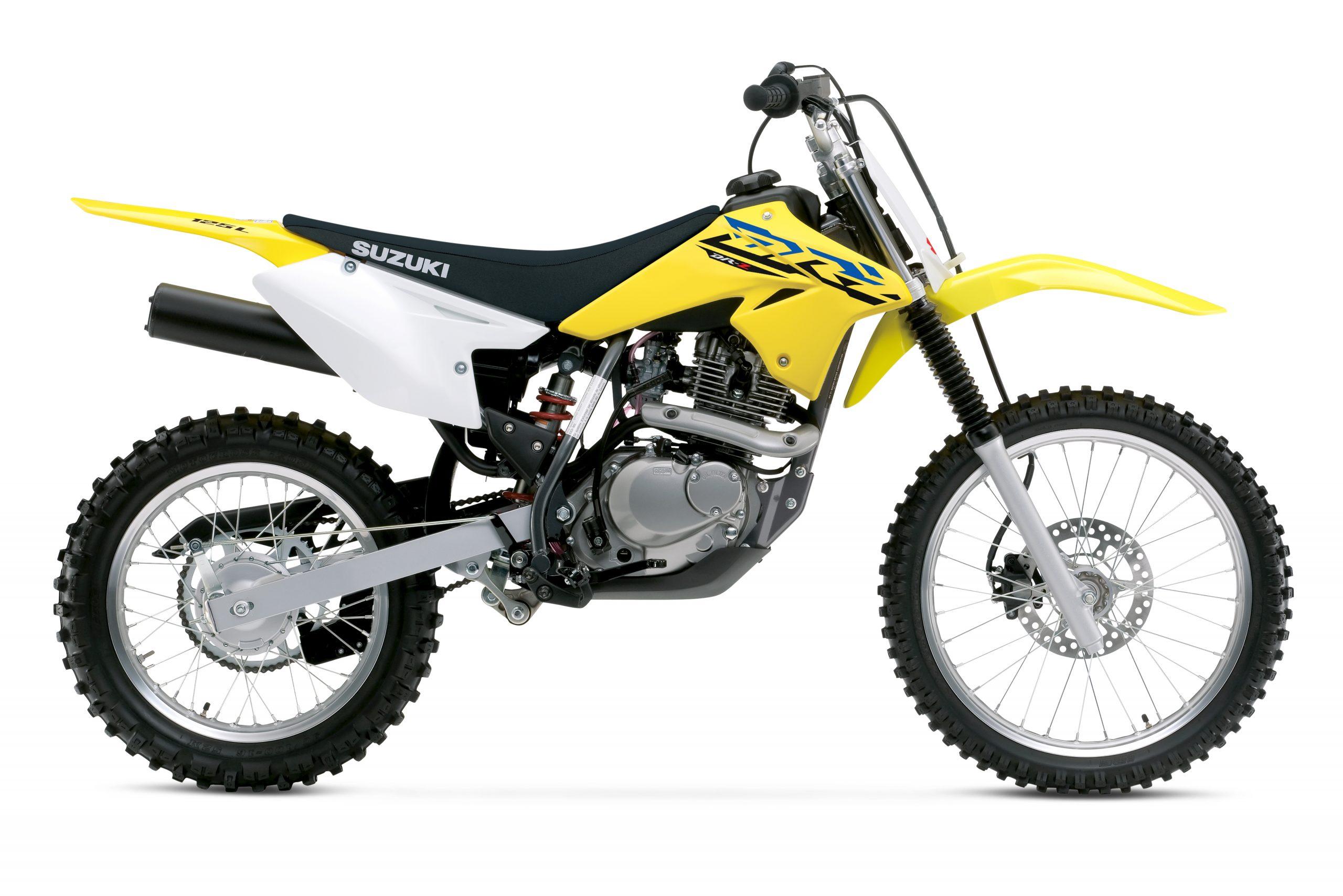 2021 Suzuki DR-Z125L