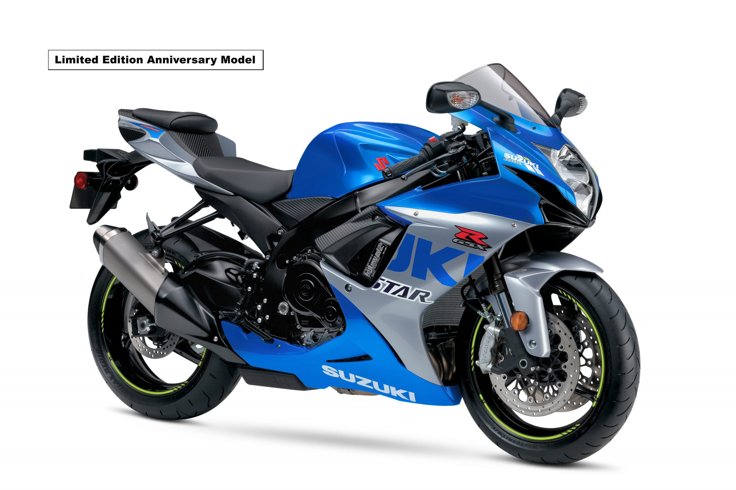 2021 Suzuki GSX-R600 100th Anniversary Edition