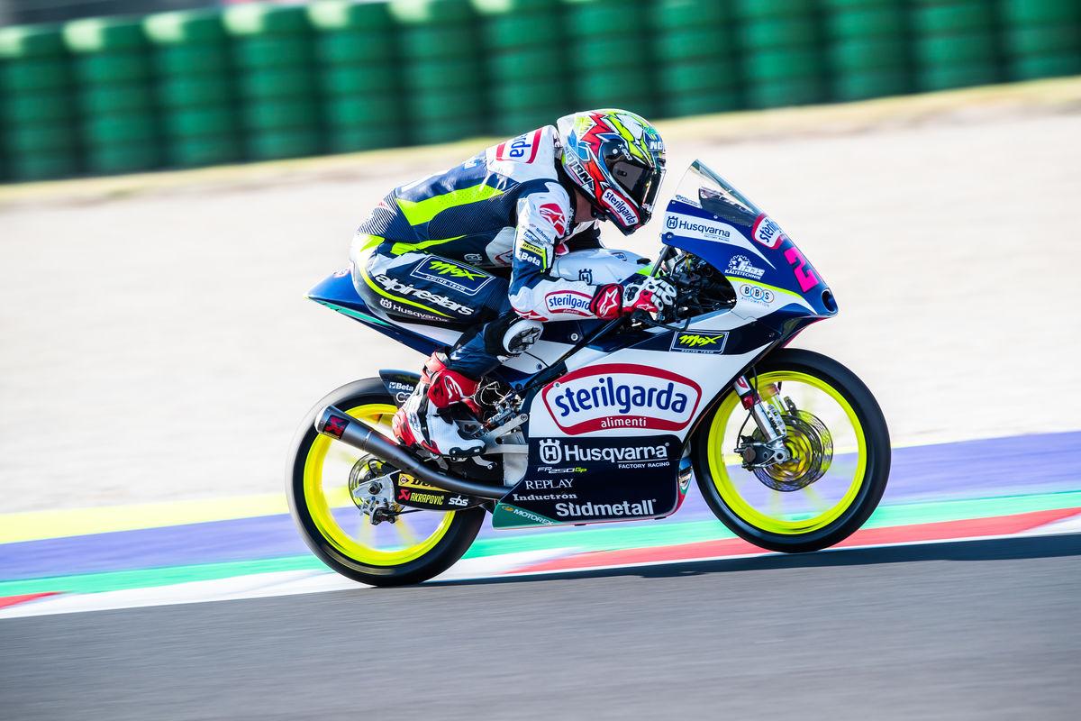 Alonso Lopez 2020 Moto3 Misano (3)