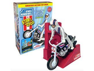 Evel Knievel Stunt Cycle (678.2)