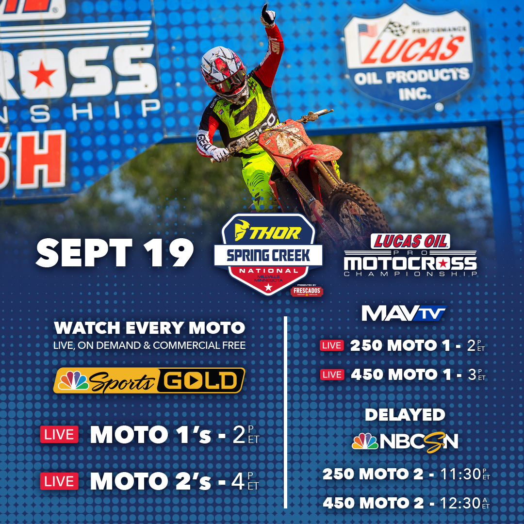 How to Watch- Thor Spring Creek National