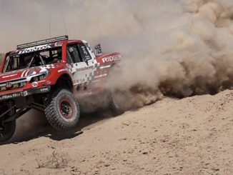 Ridgeline Baja Race Truck Wins Again At Baja 500