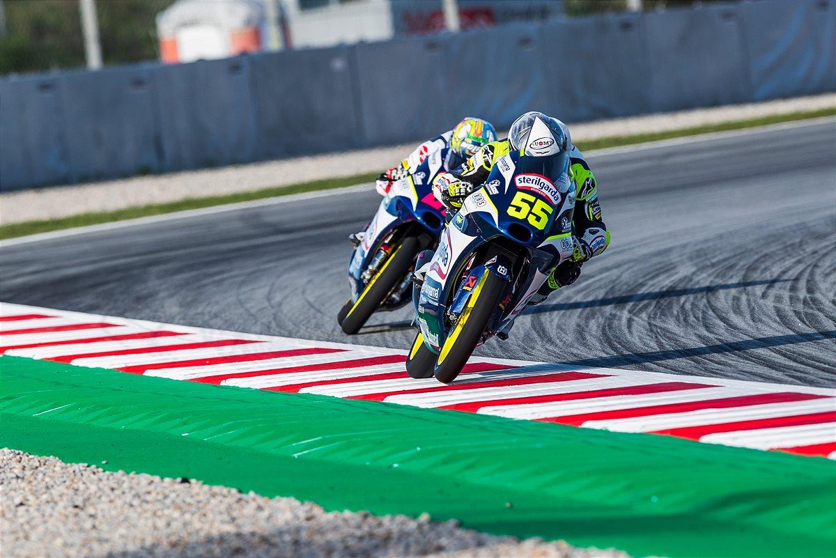 Romano Fenati 2020 Moto3 Catalunya