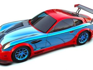 magnesium-optimization strategy for a Panoz race vehicle, pioneered by Galaxy Motion (678)