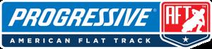 progressive americam flat track logo