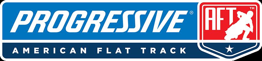 progressive americam flat track-logo