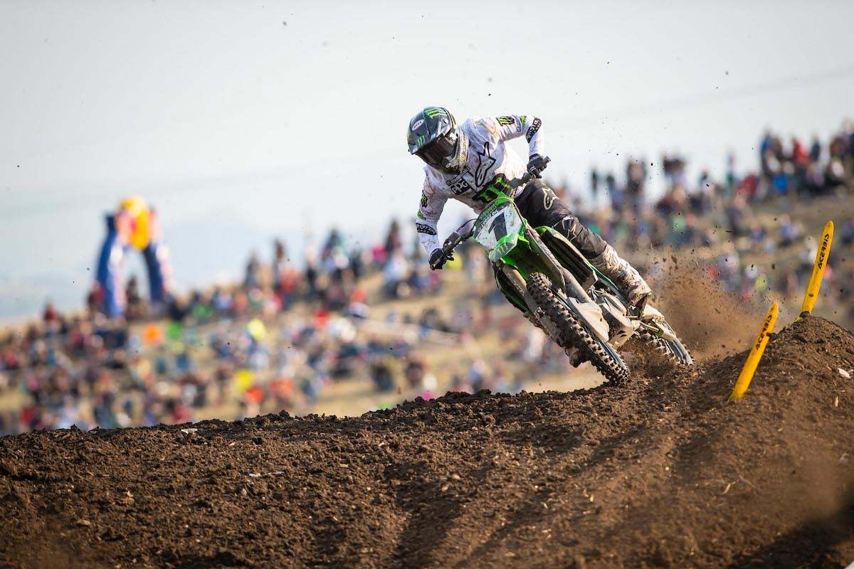 201004 Eli Tomac raced to his second win in three years at his home race - Thunder Valley