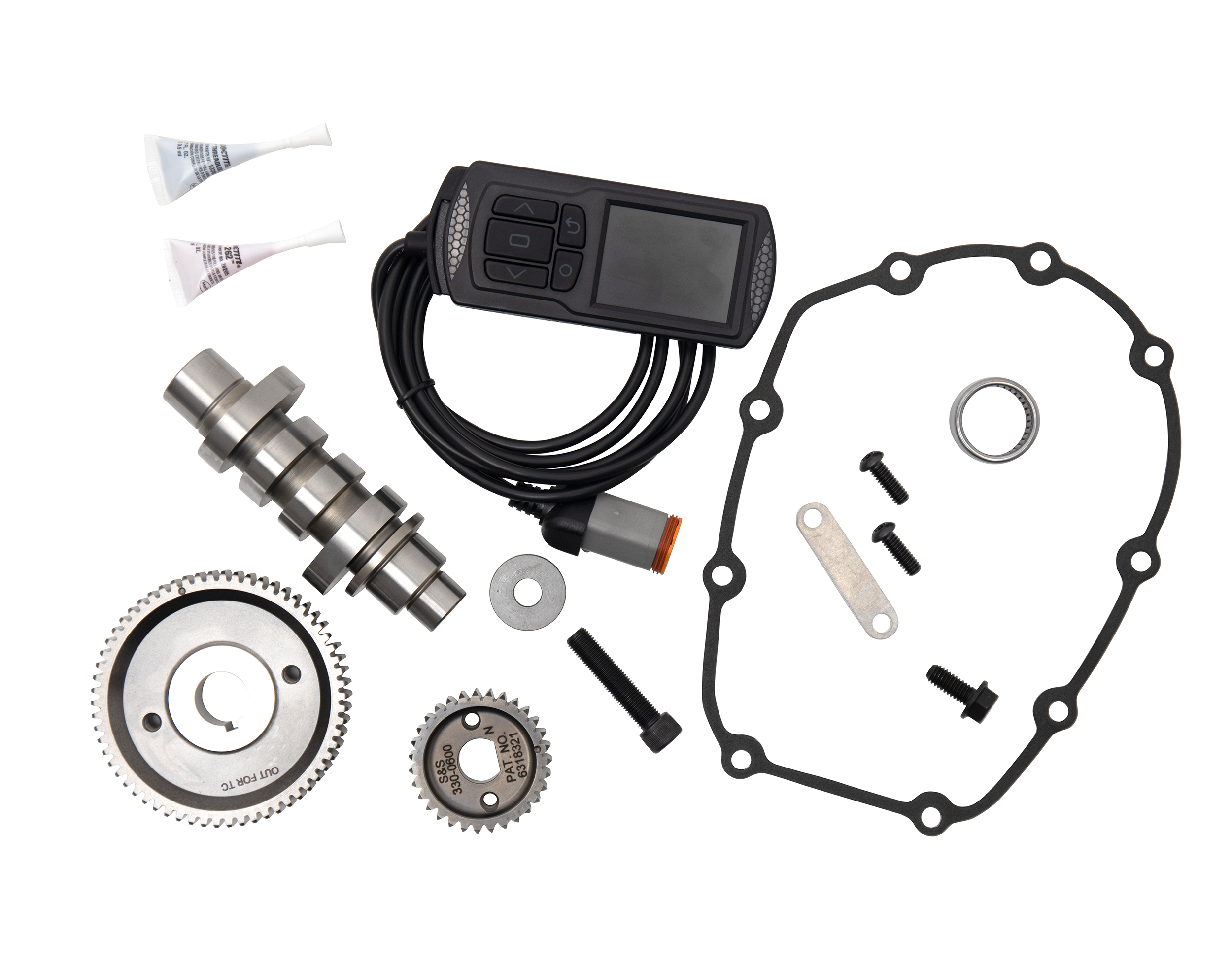 330-0726 S&S Cycle 475 Cam Cal Kit