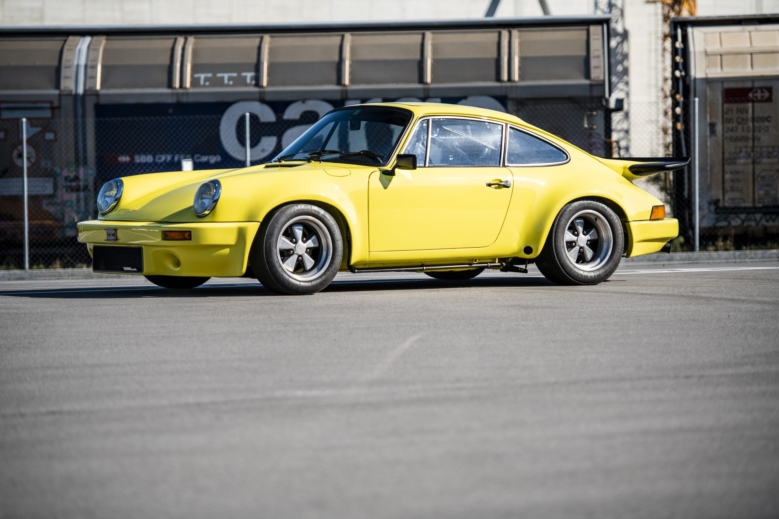 1974 Porsche 911 Carrera RS 3.0 (Credit – Remi Dargegen ©2020 Courtesy of RM Sotheby's)