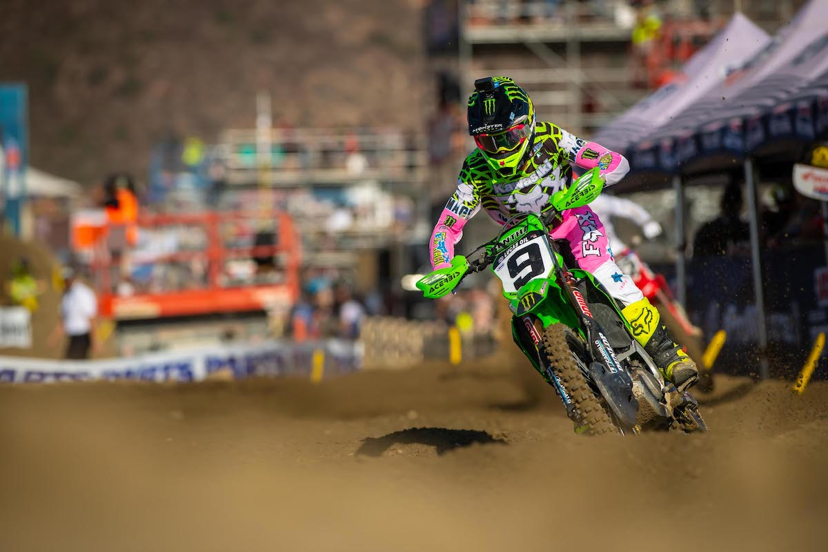 201011 Adam Cianciarulo finished third overall to clinch the runner-up spot in the championship