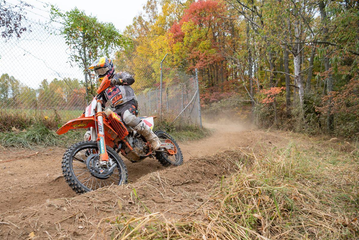201012 KTM - KAILUB RUSSSELL - GNCC RD 11-1