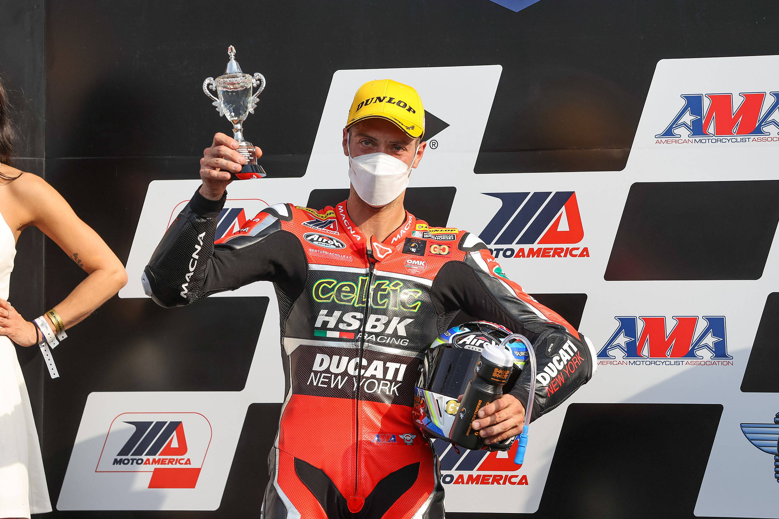 201012 MotoAmerica - Superbike – Lorenzo Zanetti #87 (2)