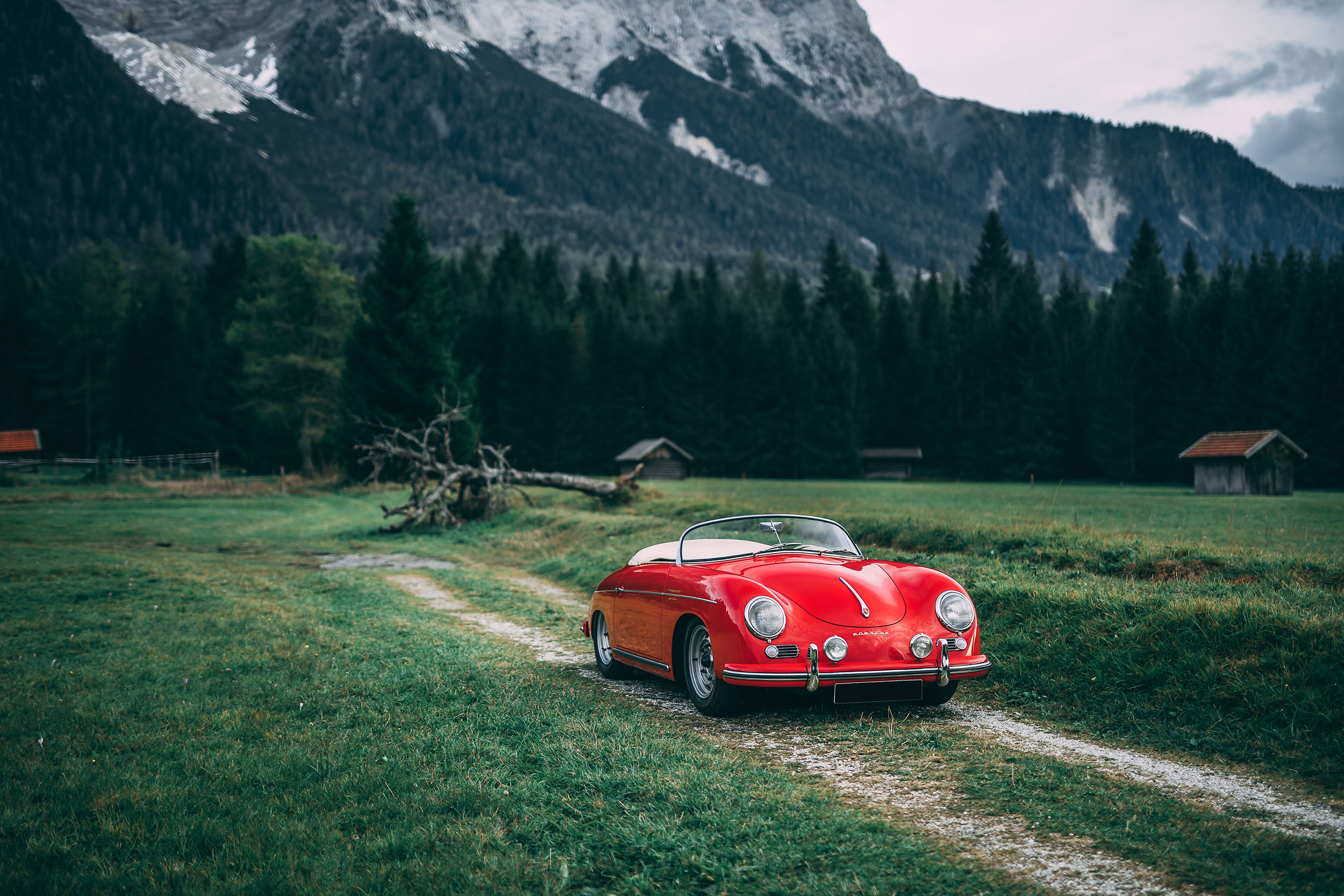 201021 1955 Porsche 356 Carrera 1500 GS Speedster by Reutter (Credit – ©2020 Courtesy of RM Sotheby's)