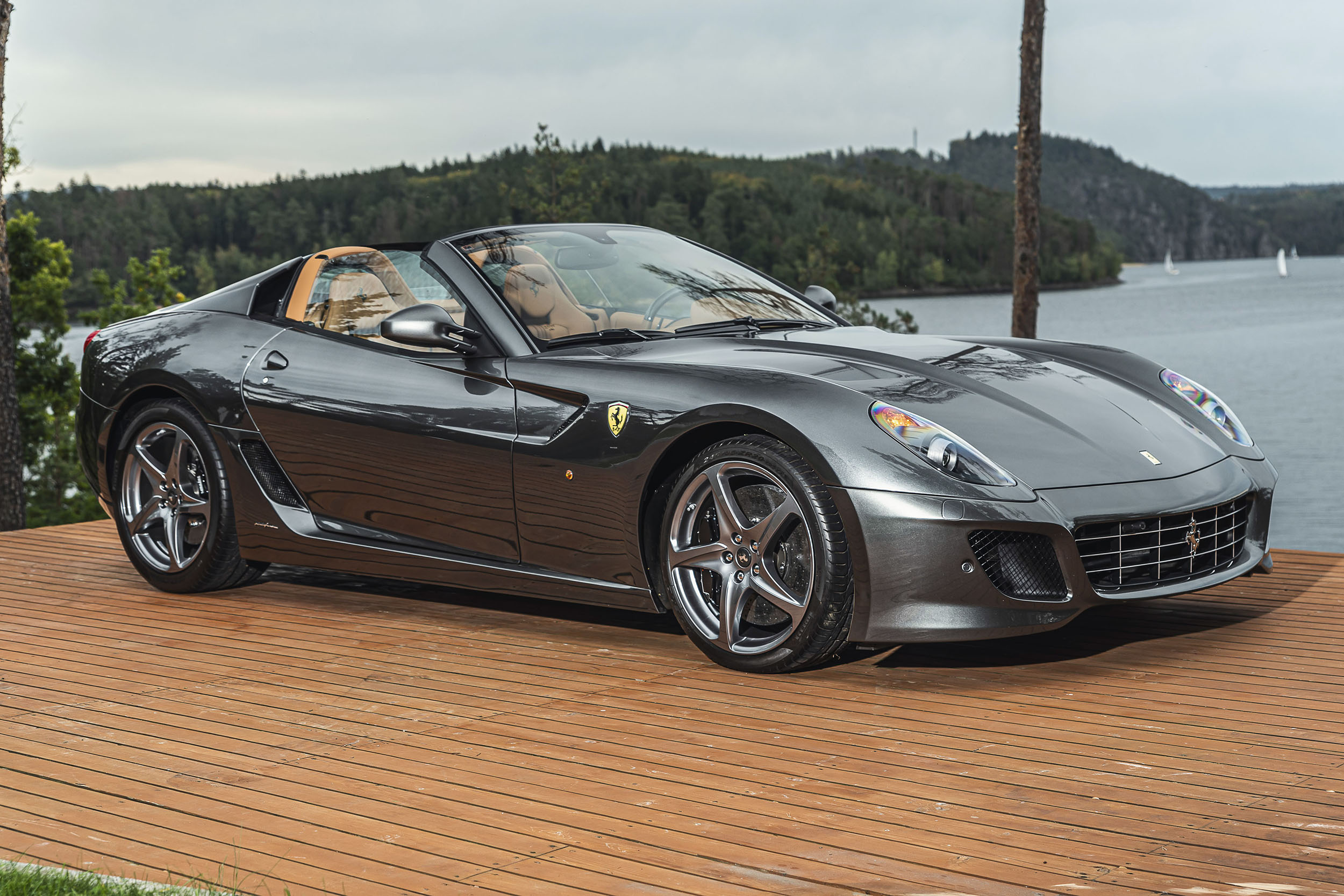 201021 2011 Ferrari 599 SA Aperta (Credit – Filip Vido ©2020 Courtesy of RM Sotheby's)