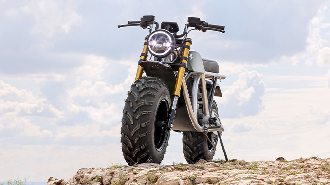 201022 All-electric Volcon Grunt unveiled for off-road play and utility (678)