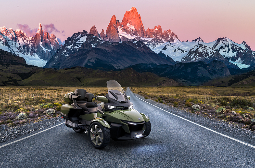 2021 Can-Am Spyder RT