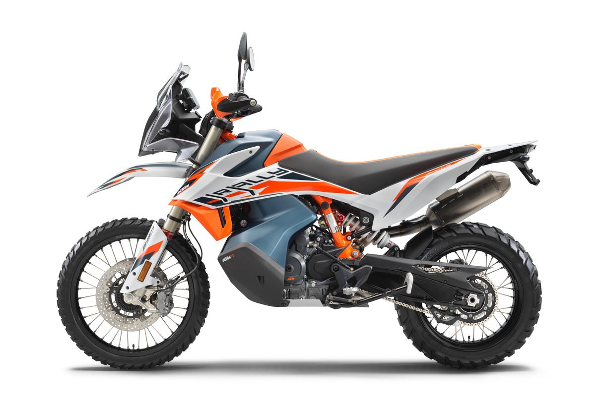 2021 KTM 890 Adventure R Rally 90de le_MY2021