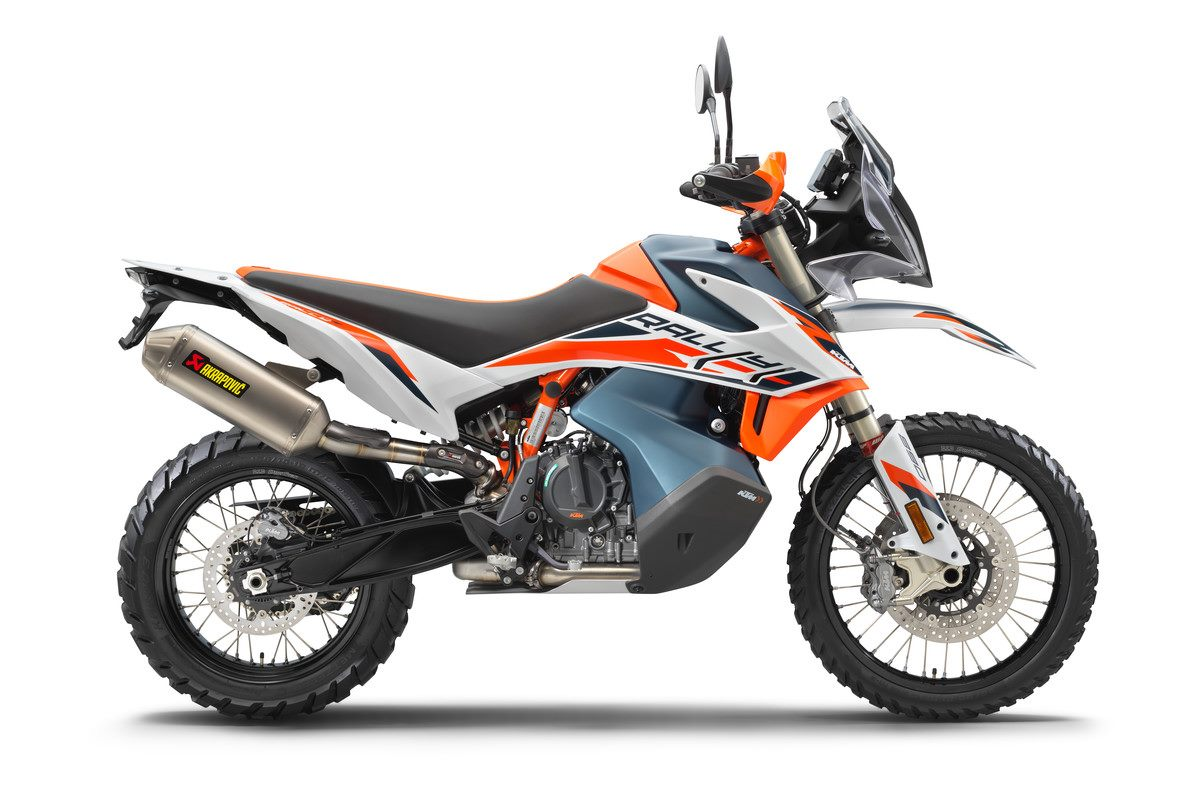 2021 KTM 890 Adventure R Rally 90de ri_MY2021