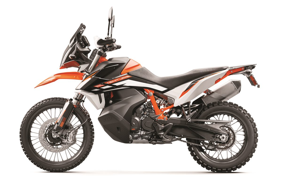 2021 KTM 890 Adventure R US -Left