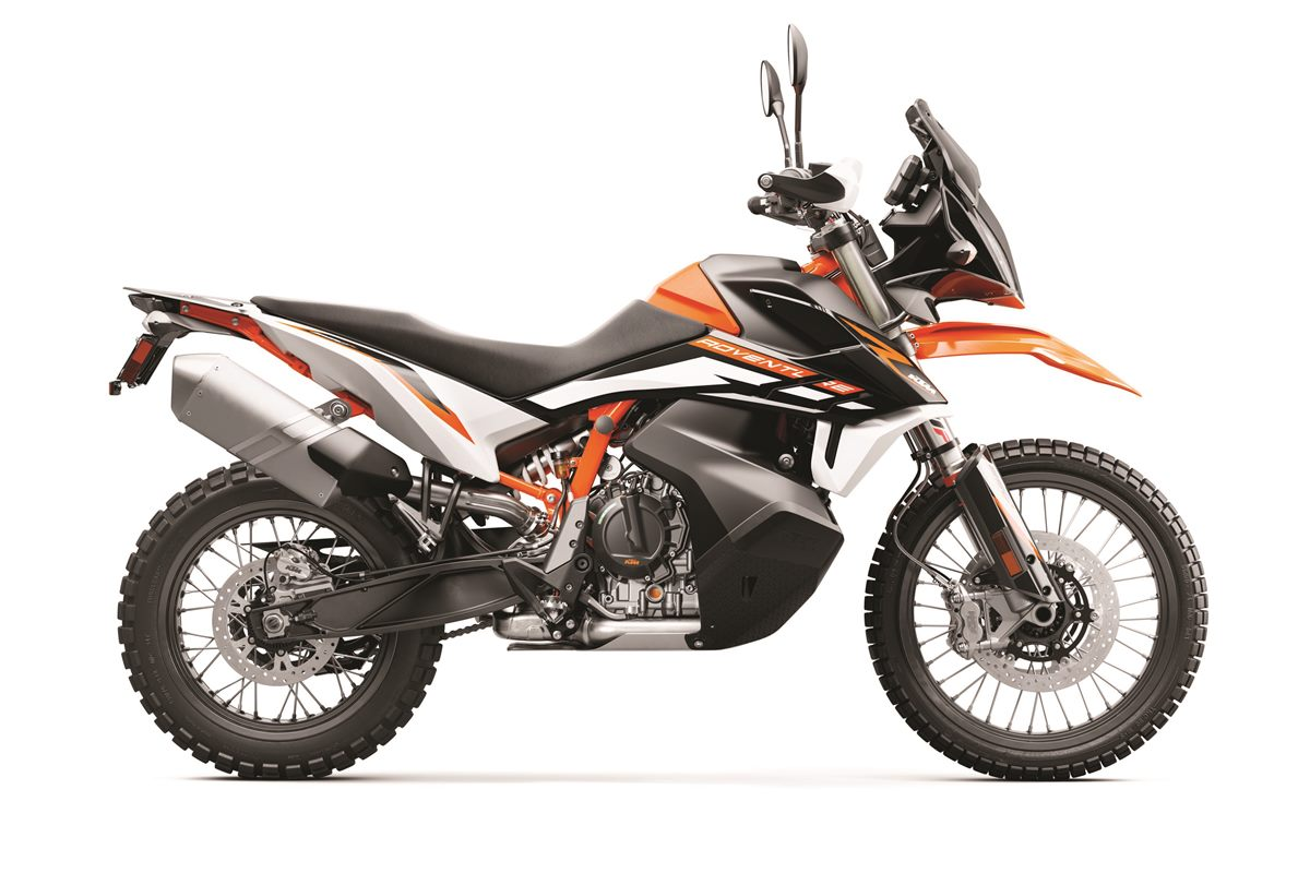 2021 KTM 890 Adventure R US - Right