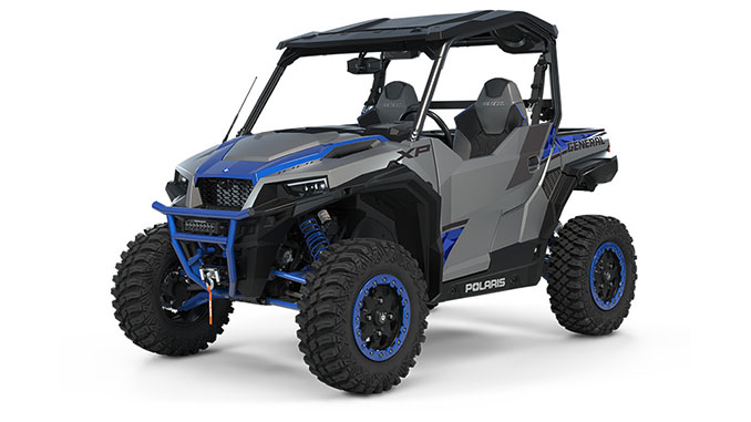 2021 Polaris GENERAL XP 1000 Factory Custom Edition (678)