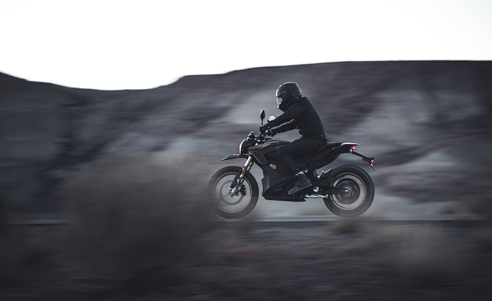 2021 Zero Motorcycle DSR