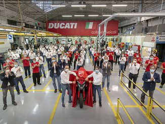 DUCATI Multistrada V4 development team (678)