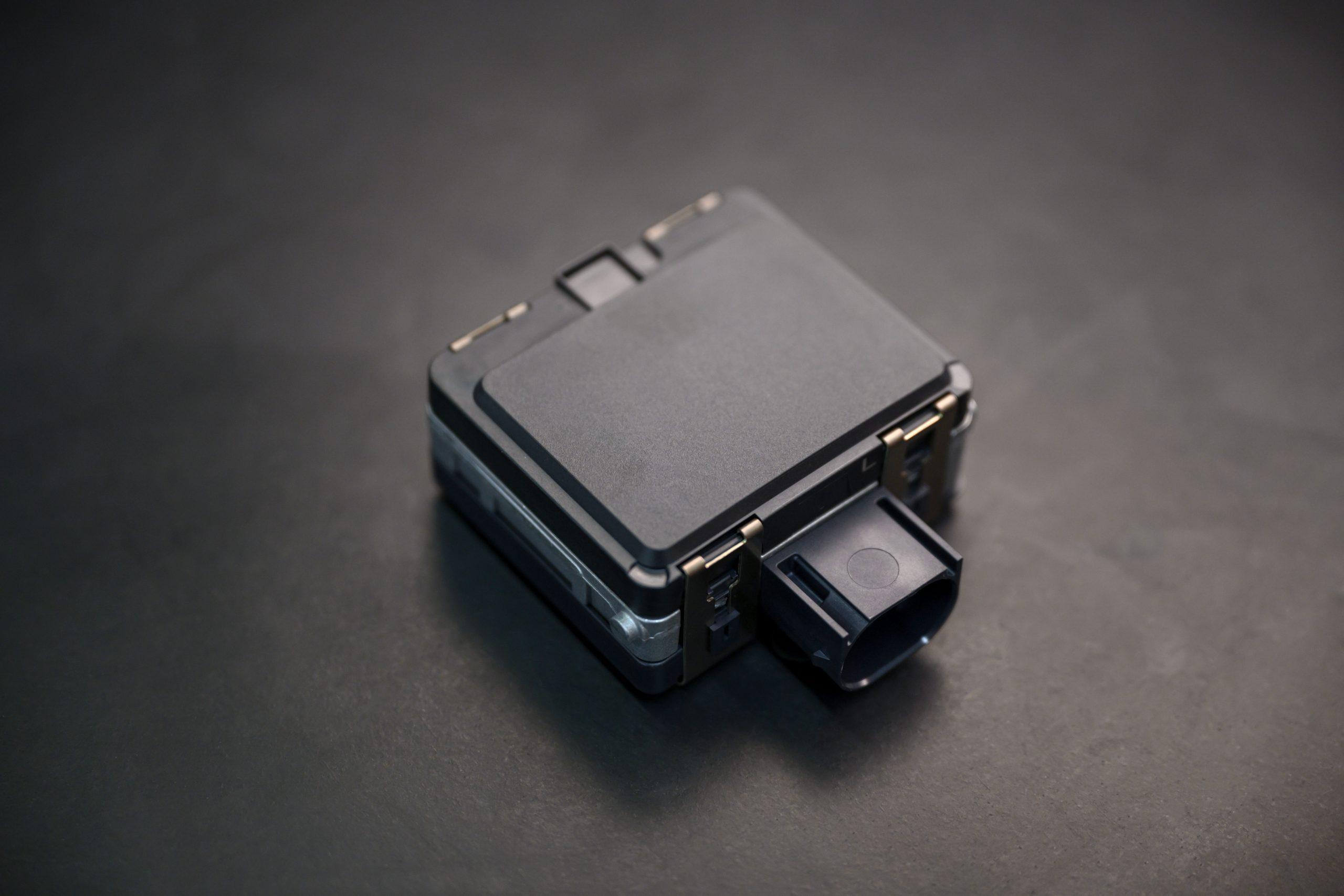 DUCATI - The radar has compact dimensions (70 x 60 x 28 mm)