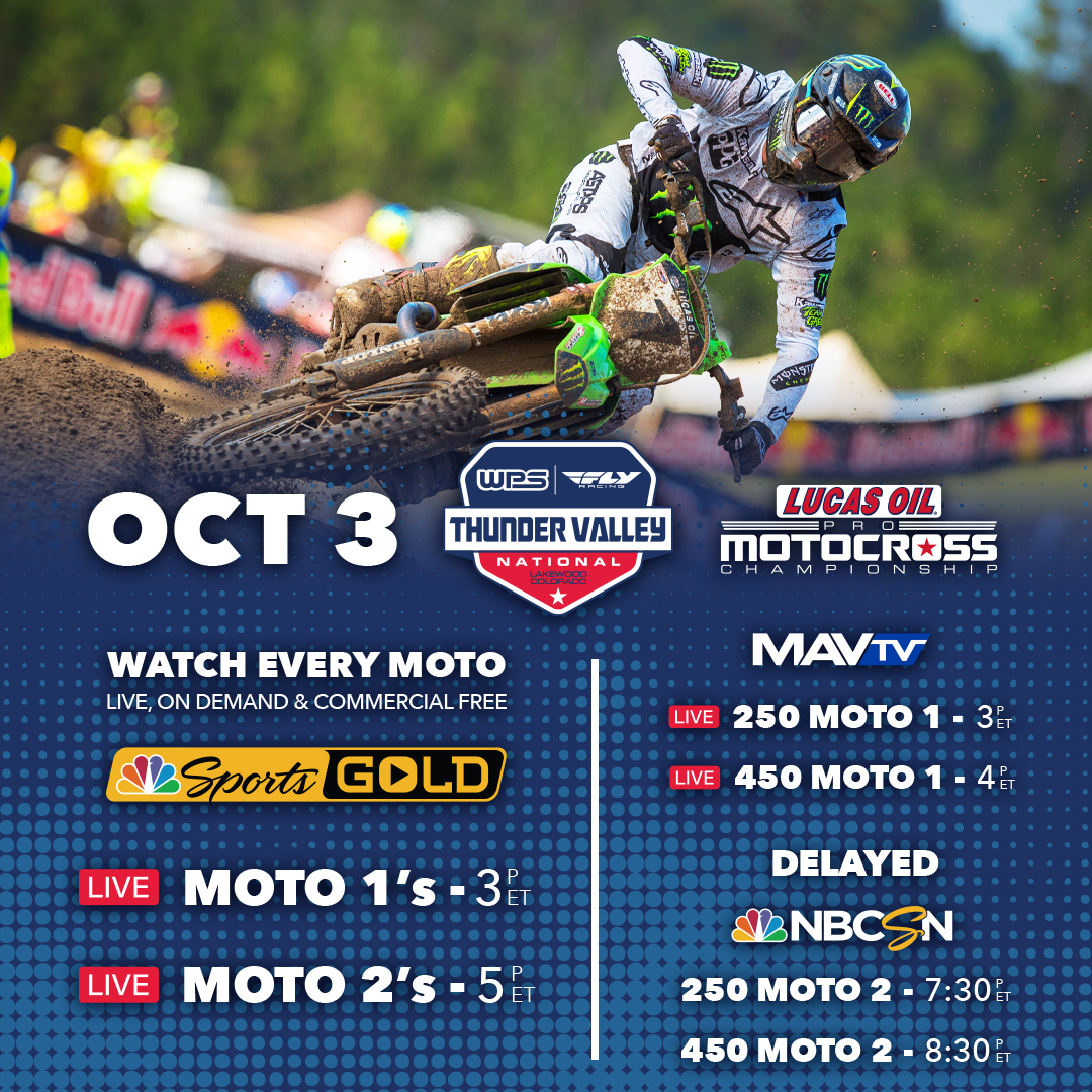 How to Watch- WPS:FLY Racing Thunder Valley National