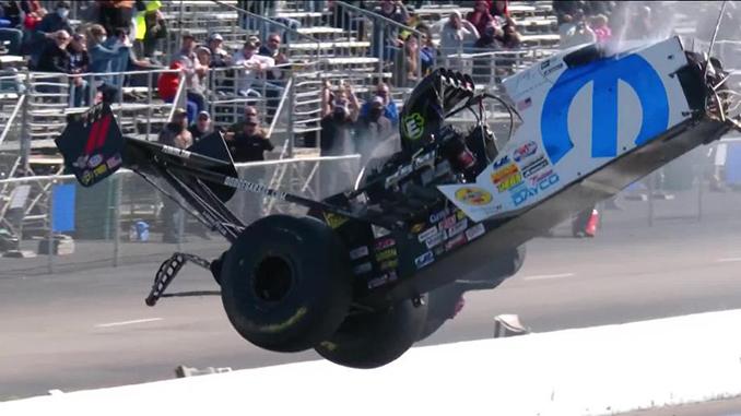 Leah Pruett Top Fuel Crash (678)
