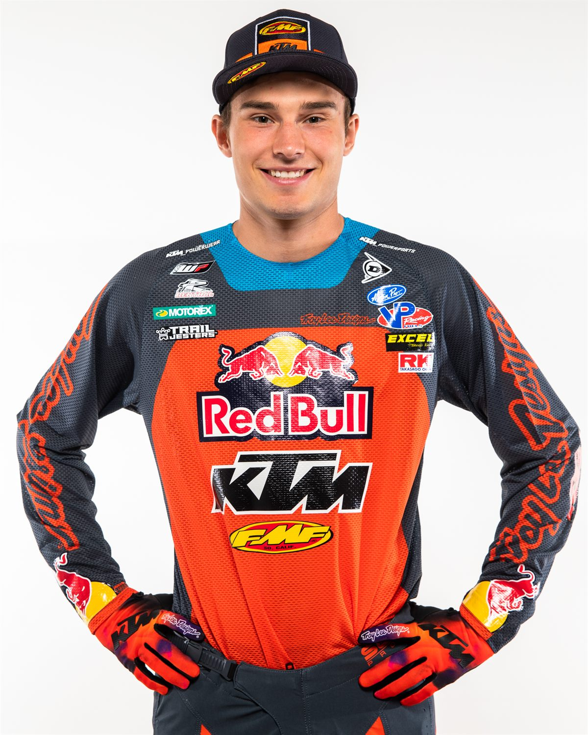TRYSTAN HART FMF KTM FACTORY RACING TEAM