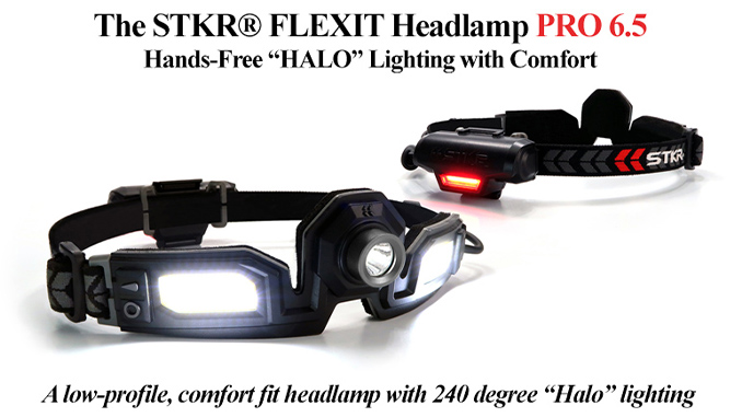 The FLEXIT Headlamp PRO 6.5 is Now Available!