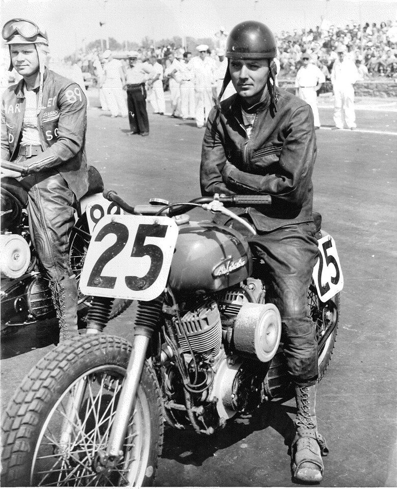 201104 AMA Motorcycle Hall of Famer Everett Brashear (1)