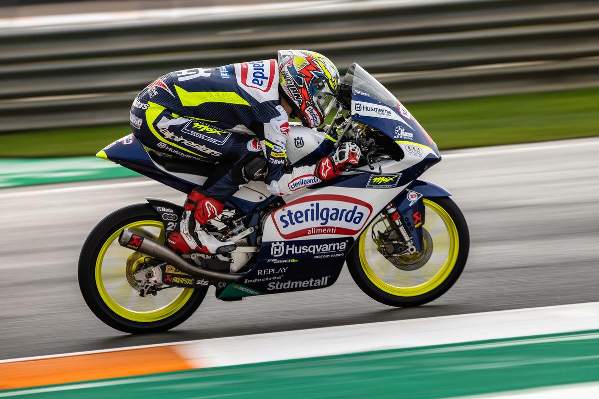 201108 Alonso Lopez 2020 Moto3 Valencia