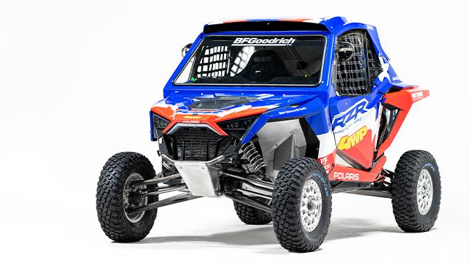 201110 Polaris RZR Factory Racing Unveils RZR Pro XP Race Vehicle for Dakar (678)