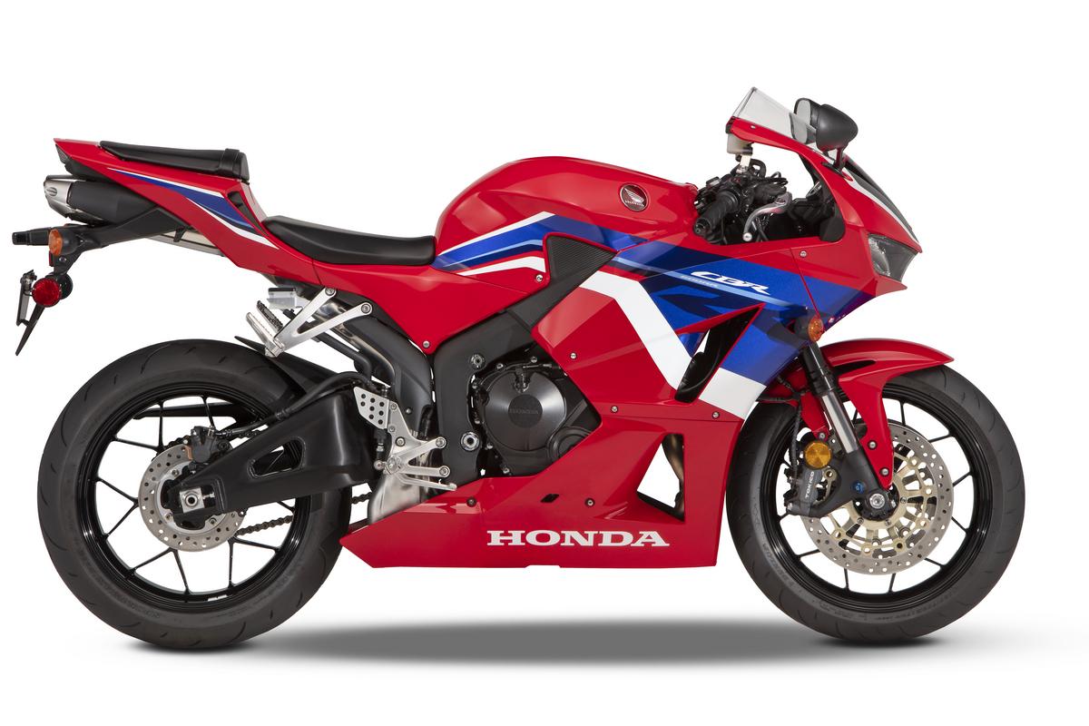 2021 Honda CBR600RR