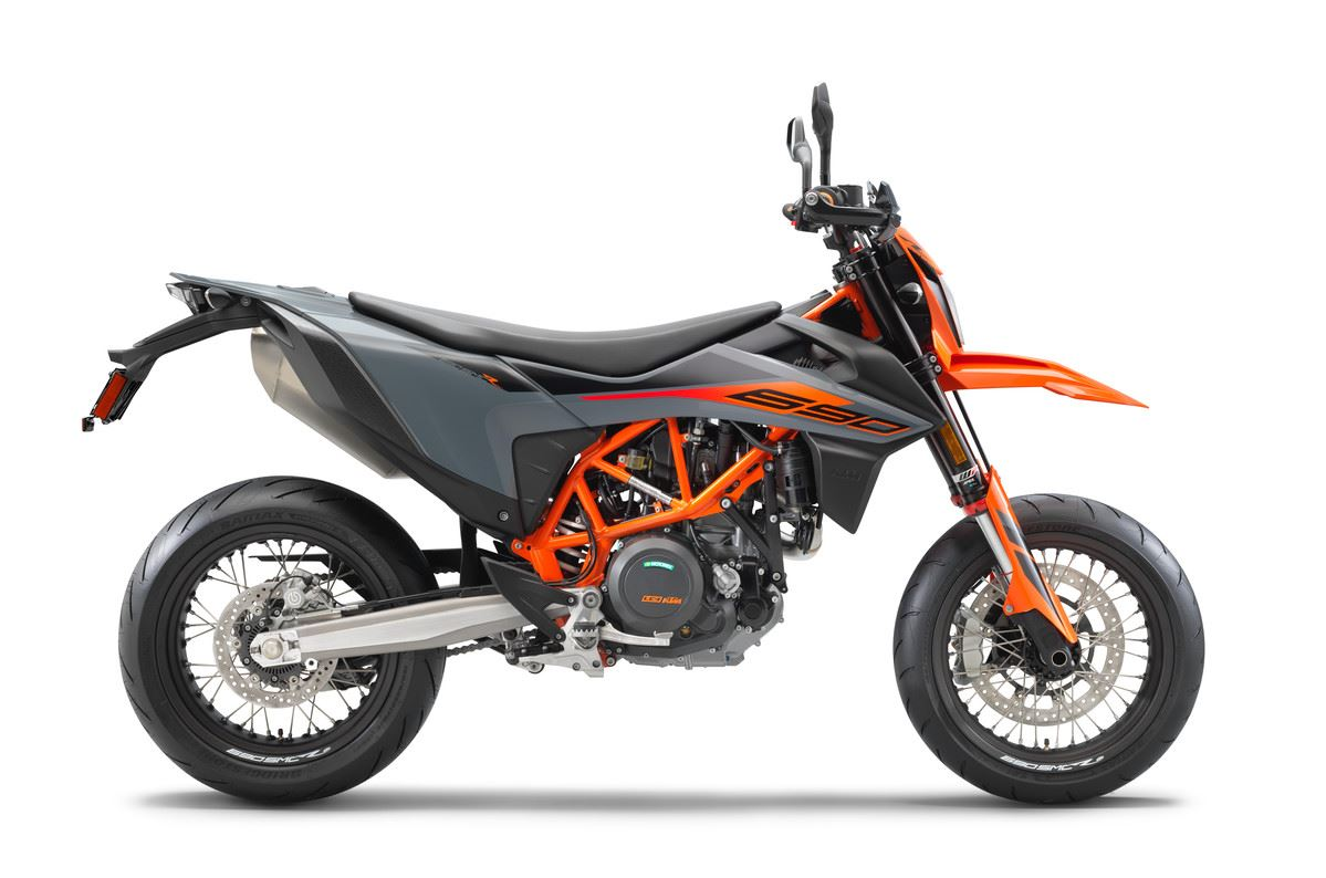 2021 KTM 690 SMC-R - USA