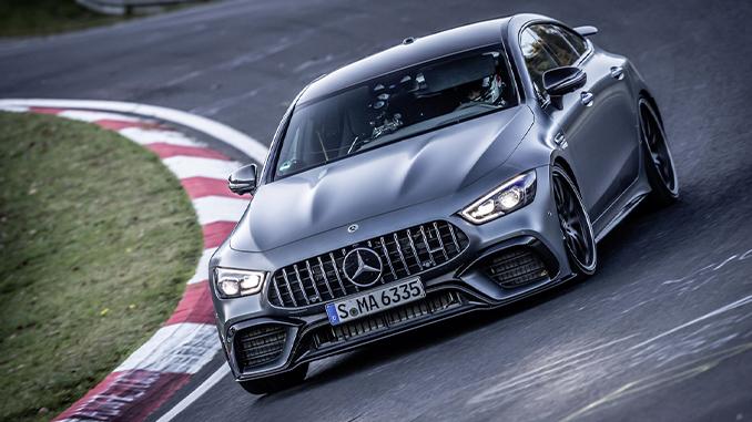 2021 Mercedes-AMG GT 63 S Nürburgring Lap (678)