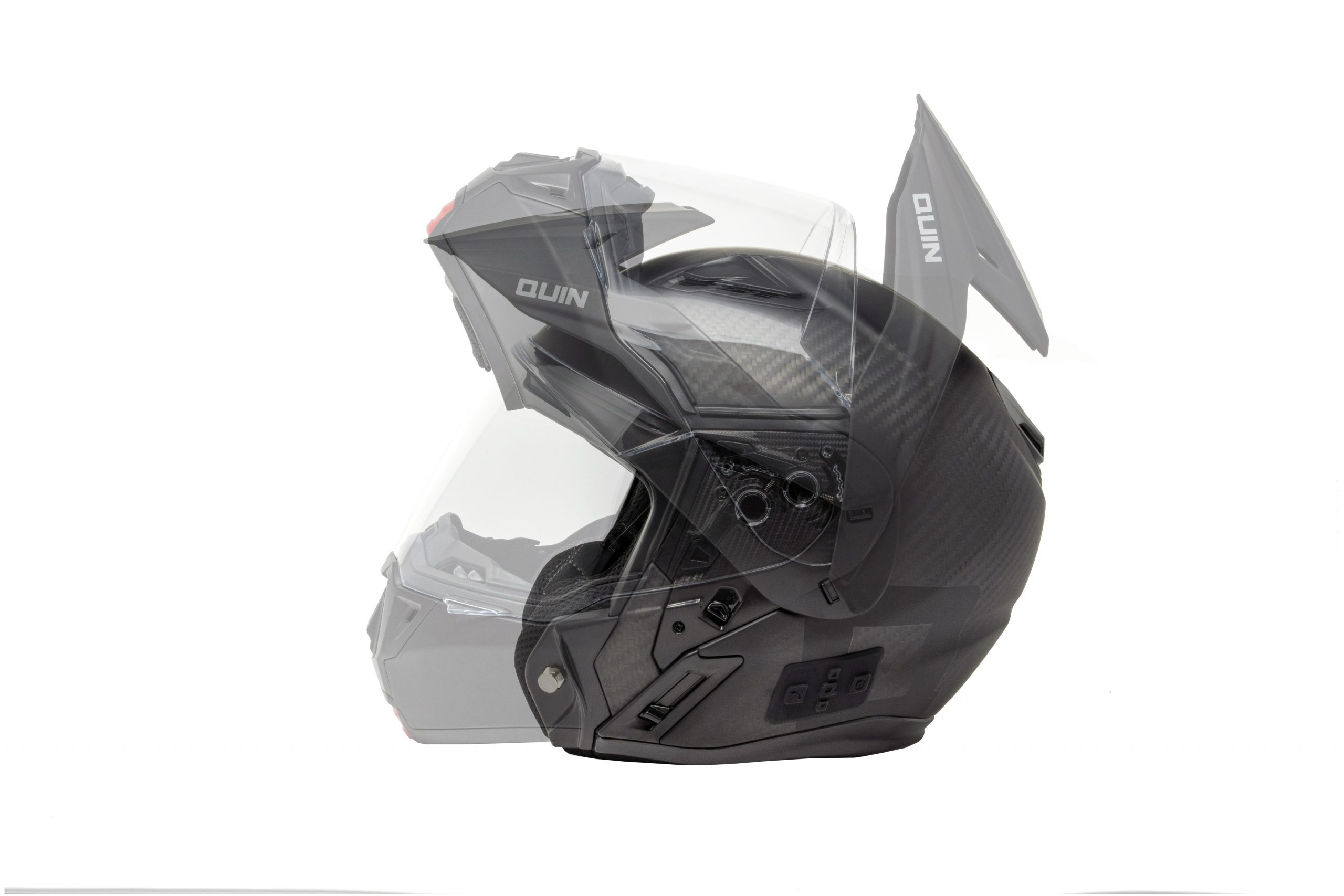 Quin Quest Modular Helmet