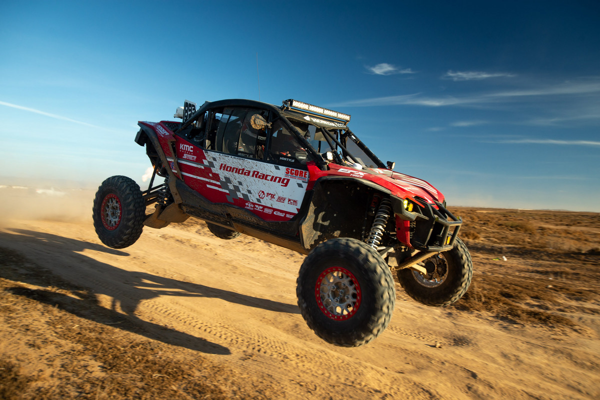 Honda Talon Factory Racing 2020 Baja 1000