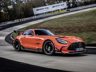 Mercedes-AMG GT Black Series (678)